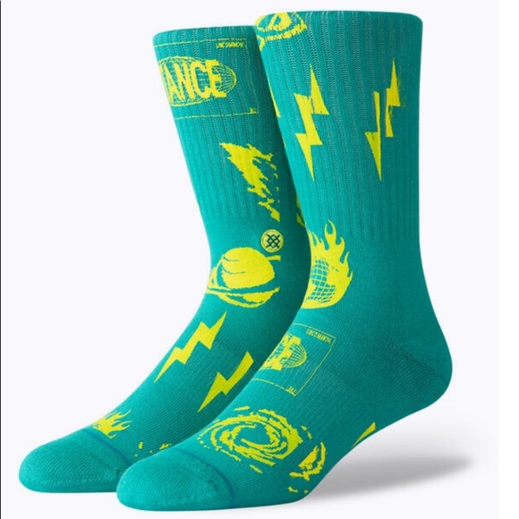 Stance Other - Stance Meteorite Crew Height Socks